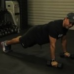 Great Pushup and Shoulder Press Combination